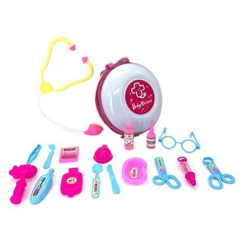 Купить Набор доктора Наша игрушка (200517139), Играем в доктора