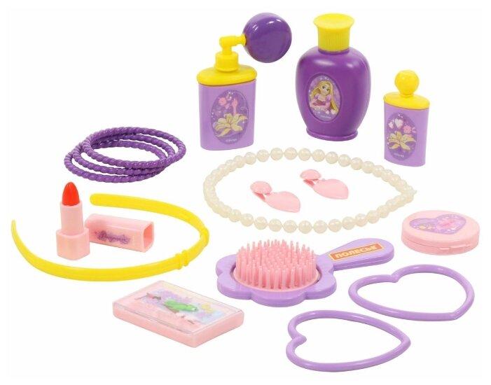 Салон красоты Полесье Disney Рапунцель №2 Cтань принцессой! в коробке (71057)