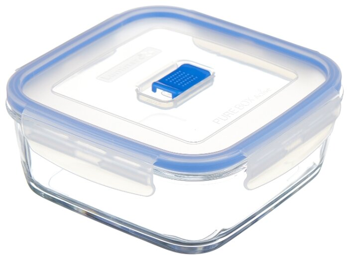 Luminarc Контейнер квадратный Pure Box Active 1,22 л