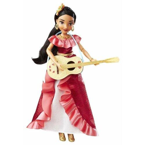 Купить Интерактивная кукла Hasbro Disney Поющая Елена - принцесса Авалора, B7912, Куклы и пупсы