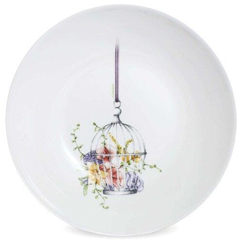 Luminarc Тарелка суповая Flore 20 см белый
