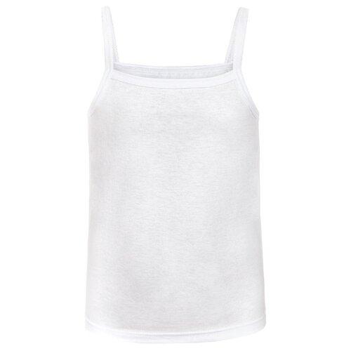 Купить Майка M&D размер 152, белый, Белье и купальники