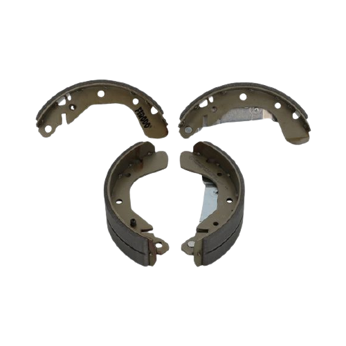 Барабанные тормозные колодки задние Ferodo FSB335 для Opel, Chevrolet, Daewoo, ЗАЗ (4 шт.) барабанные тормозные колодки задние mando mld04 для daewoo chevrolet opel 4 шт