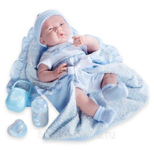 Кукла JC Toys BERENGUER La Newborn, 39 см, JC18787