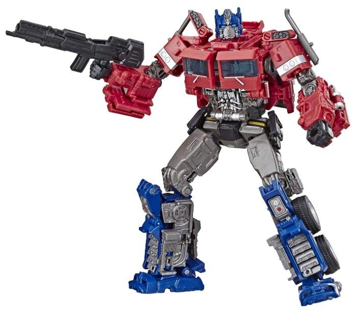 Трансформер Hasbro Transformers Оптимус Прайм. 38. Коллекционное издение: вояджер (Трансформеры Дженерейшнс Studio Series) E4629