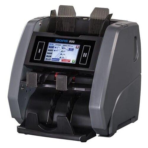 Счетчик-сортировщик банкнот DORS 800 MULTI 5, 1500 банкнот/мин, ИК-, УФ-, магнитная детекция, 290553
