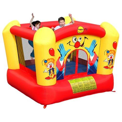 цена на Надувной комплекс Happy Hop Веселый Клоун 9320