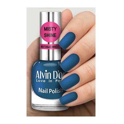 Лак Alvin D'or Misty shine, 15 мл, 520  - Купить
