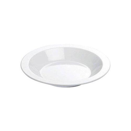 Tescoma Тарелка глубокая Gustito 22 см белыйТарелки<br>
