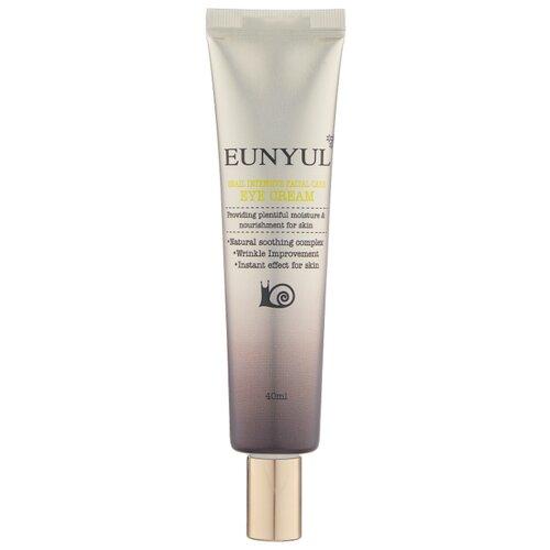 Eunyul Крем для кожи вокруг глаз Snail Intensive Facial Care Eye Cream 40 мл гель для тела eunyul eunyul eu002lwcrpf2