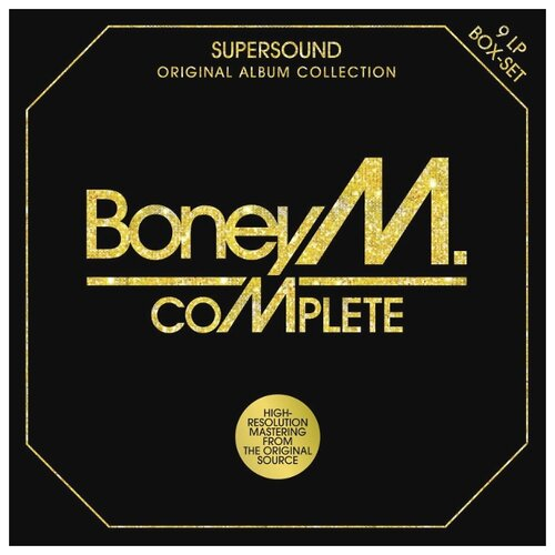 цена Boney M. Complete Original Album Collection (9 LP) онлайн в 2017 году