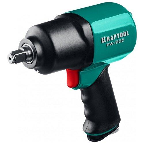 Пневмогайковерт ударный Kraftool PW-900 (64210)