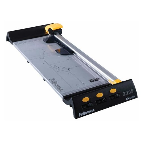Резак роликовый ELECTRON A3 10 л длина реза 455 мм металлическое основание LED-указка реза FELLOWES FS-54105