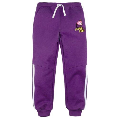 Купить Брюки Bossa Nova Angry Birds 496аб-461 размер 86, фиолетовый, Брюки и шорты