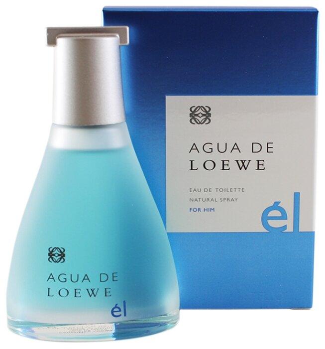 Туалетная вода Loewe Agua de Loewe El
