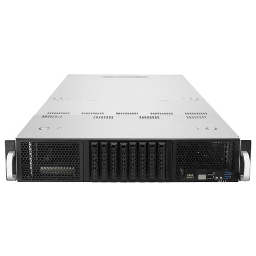 Сервер ASUS ESC4000 G4S без процессора/без ОЗУ/без накопителей/количество отсеков 2.5\