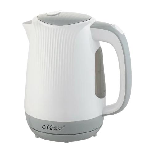 Чайник Maestro MR-042, белый чайник maestro mr 042