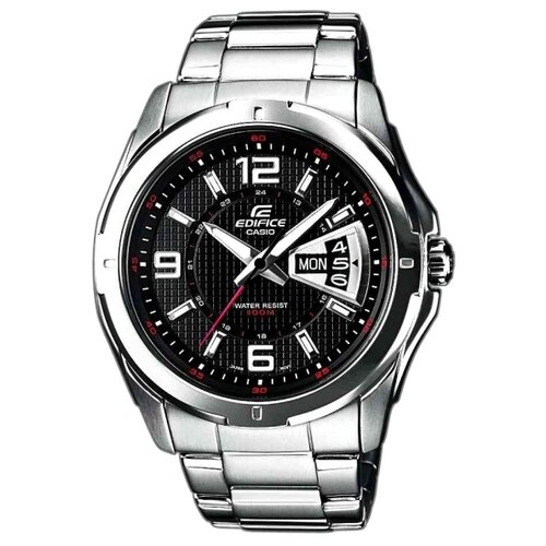 Наручные часы CASIO Edifice EF-129D-1A наручные часы casio edifice edifice eqb 1000hr 1a