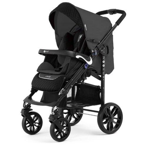 Купить Прогулочная коляска Zooper Z9 Lux Plus grey, цвет шасси: черный, Коляски