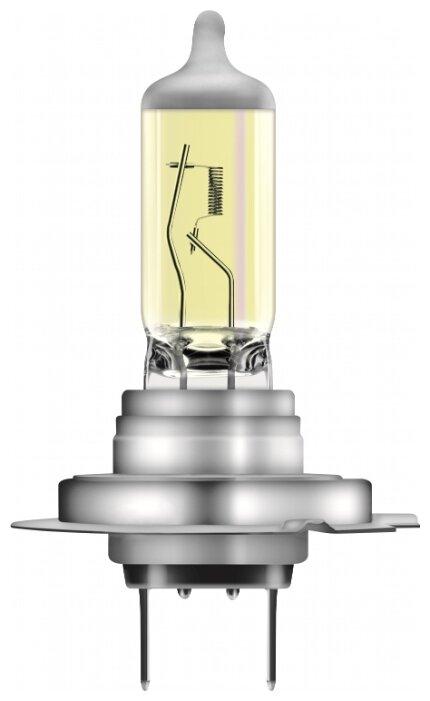 Лампа автомобильная галогенная Osram ALLSEASON 64210ALL-HCB +30% H7 55W 2 шт.