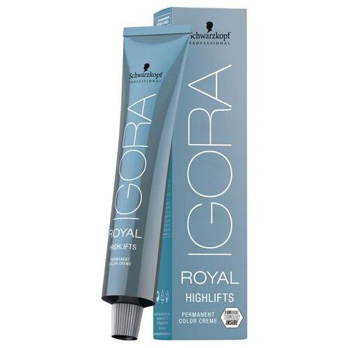 Купить Schwarzkopf Professional Igora Royal краситель для волос Highlifts, 10-0 экстрасветлый блондин натуральный, 60 мл