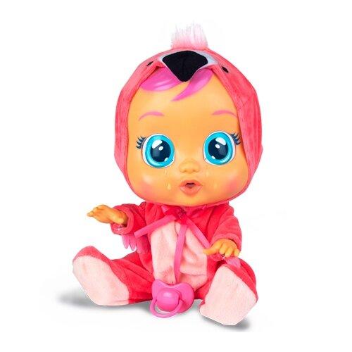 Купить Пупс IMC Toys Cry Babies Плачущий младенец Fancy, 31 см, 97056, Куклы и пупсы