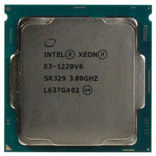 Купить Процессор Intel Xeon E3-1220 v6 OEM
