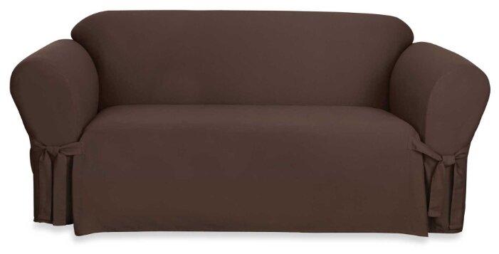 Чехол на мебель Медежда 1903011212101, коричневый