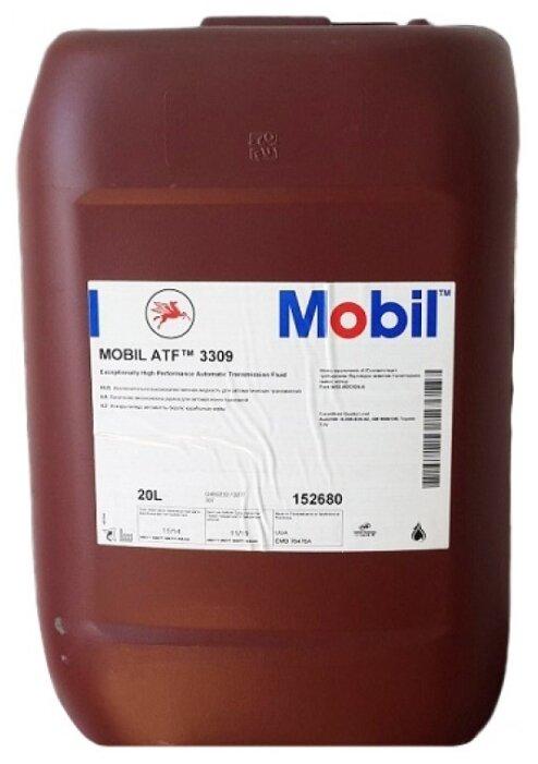 Масло трансмиссионное Mobil ATF 3309 0.946л 98GX57