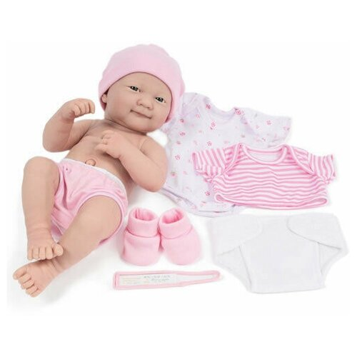 Купить Кукла JC Toys BERENGUER La Newborn, 36 см, JC18543, Куклы и пупсы