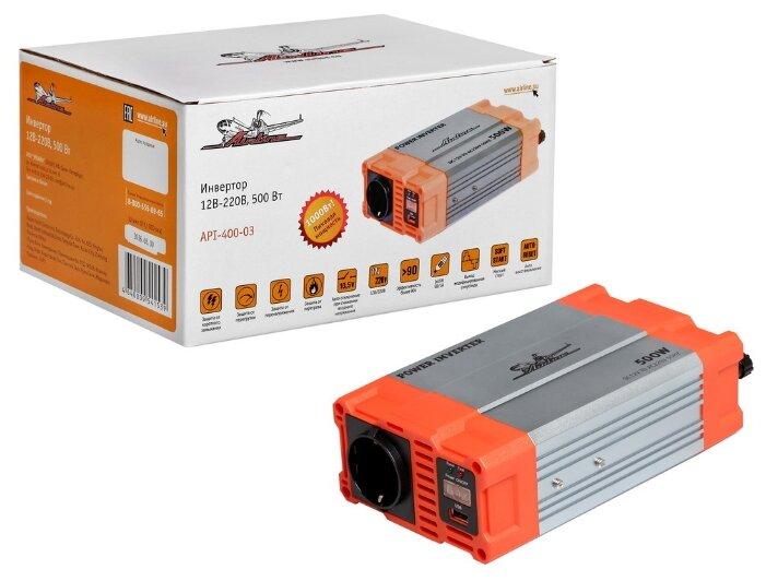 Инвертор Airline API-400-03 500W