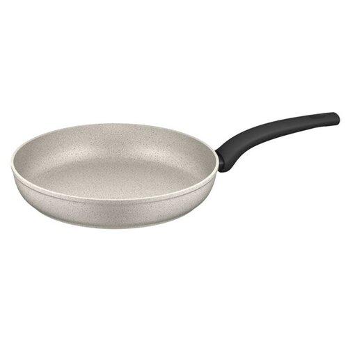 Сковорода Nadoba Marmia 728316 28 см, серый