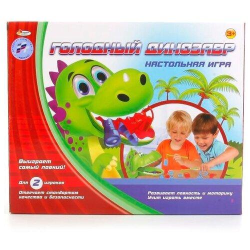 Фото - Настольная игра Играем вместе Голодный Динозавр настольная игра играем вместе лягушки