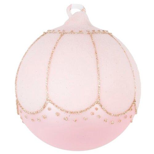 Набор шаров KARLSBACH 08725 /08726, розовый