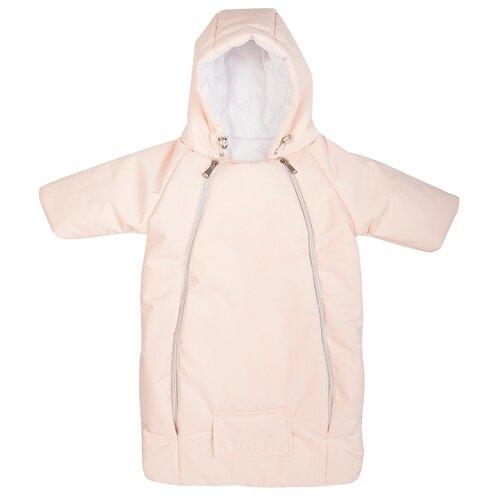 Купить Комбинезон-конверт Сонный Гномик размер 62, розовый, Теплые комбинезоны