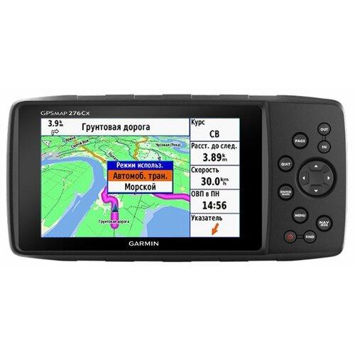 Навигатор Garmin GPSMAP 276Cx автомобильный набор для навигатора garmin oregon colorado dakota gpsmap 62 64