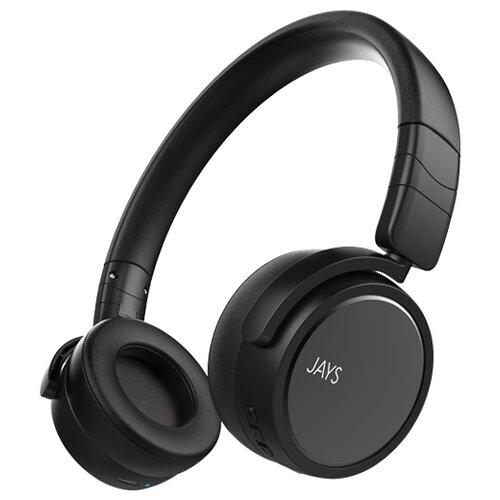 Беспроводные наушники Jays x-Five Wireless black фото