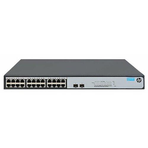 Коммутатор HP 1420-24G-2SFP+ 10G Uplink Switch