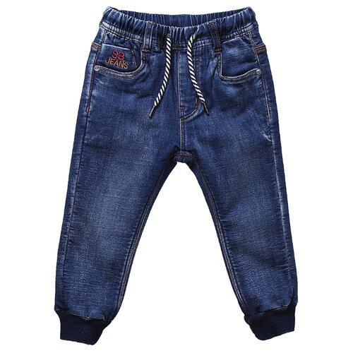 Джинсы Sweet Berry 931014 размер 80, темно-синий джинсы мужские montana цвет темно синий 10061 rw размер 38 34 54 34