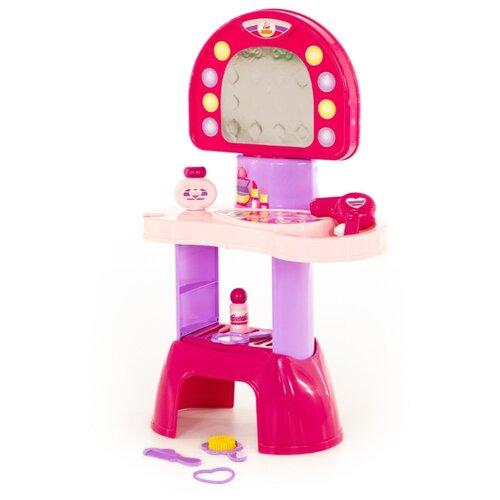 Купить Туалетный столик Полесье Диана №2 Palau Toys в пакете (44662), Играем в салон красоты