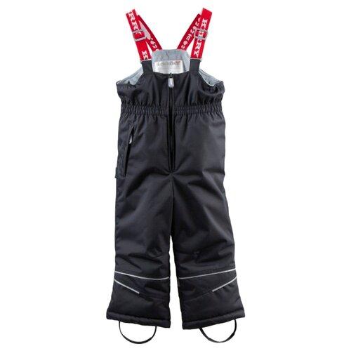Купить Полукомбинезон KERRY WOODY K19454 размер 122, 042 черный, Полукомбинезоны и брюки