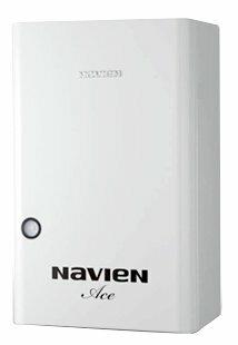 Конвекционный газовый котел Navien ATMO 20AN, 20 кВт, двухконтурный фото 1