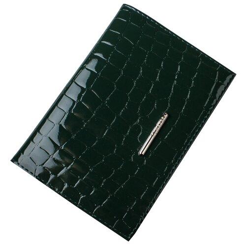 цена на Обложка для паспорта Dimanche Nice, зеленый