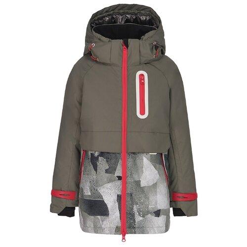Купить Куртка Oldos Ава размер 170, фисташковый, Куртки и пуховики