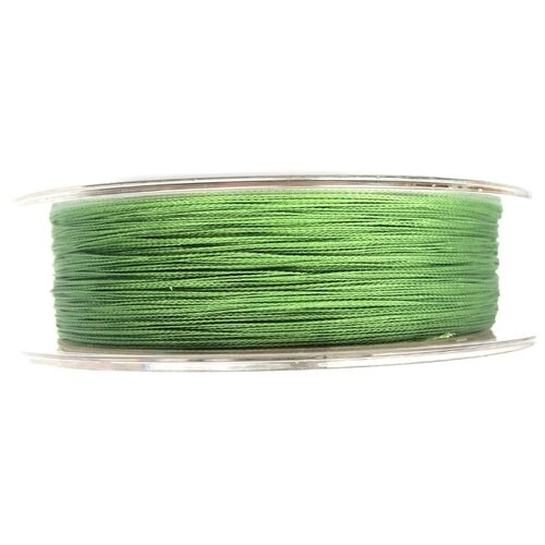 Плетеный шнур Salmo Sniper Braid 4X army green 0.26 мм 120 м 12.25 кг