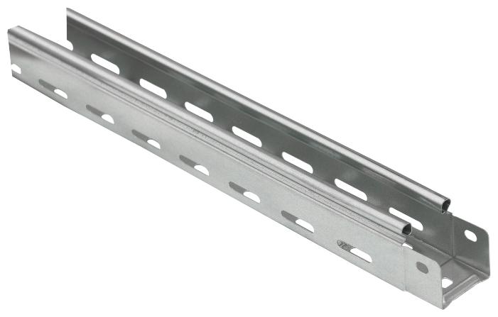 Лоток кабельный листовой IEK CLP10-050-050-120-3-M-HDZ 50 х 50 х 3000 мм