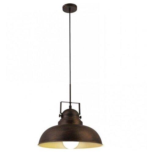 Светильник Arte Lamp Martin A5213SP-1BR, E27, 75 Вт настенный светильник arte lamp bevel a9330ap 1br 60 вт