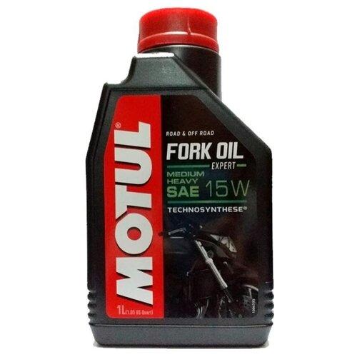 Вилочное масло Motul Fork Oil Expert Heavy/Medium 1 л вилочное масло eni fork 10w 1 л