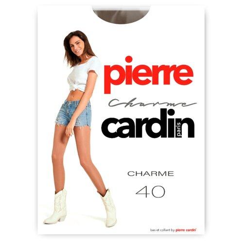 Фото - Колготки Pierre Cardin Charme, 40 den, размер II-S, bronzo (коричневый) колготки 50 den pierre cardin marseille coffee 2 мл