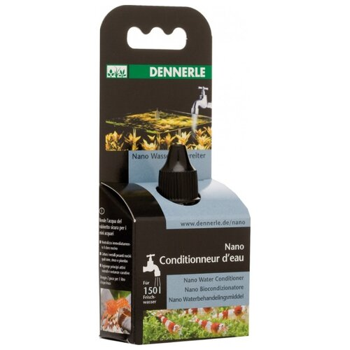 Dennerle Nano Water Conditioner средство для подготовки водопроводной воды, 15 мл